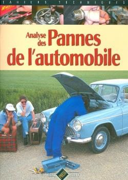 ANALYSE DES PANNES DE L'AUTOMOBILE