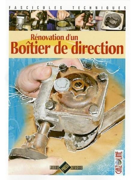 RENOVATION D'UN BOITIER DE DIRECTION - Livre de Gazoline