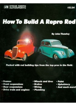HOW TO BUILD A REPRO ROD