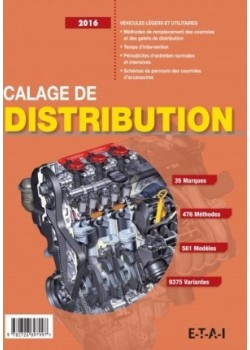CALAGE DE DISTRIBUTION 2015