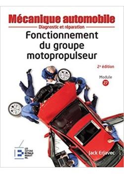 FONCTIONNEMENT DU GROUPE MOTOPROPULSEUR