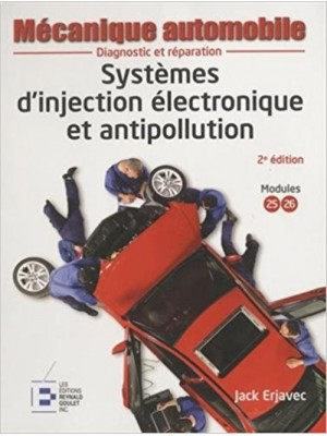 SYSTEMES D'INJECTION ELECTRONIQUE ET ANTIPOLLUTION