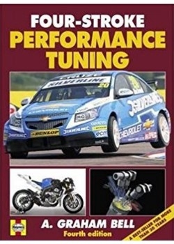 FOUR-STROKE PERFORMANCE TUNING - 4eme EDITION - Livre de A. Graham Bell