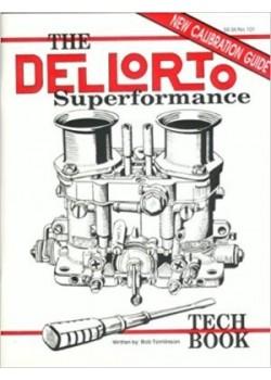 DELLORTO SUPERFORMANCE TECH BOOK