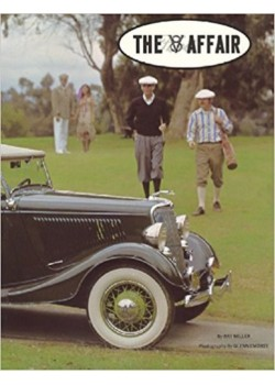 THE V8 AFFAIR - AN ILLUSTRATED HISTORY - Livre voitures Américaines