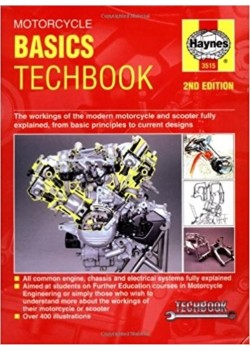 MOTORCYCLE BASICS TECHBOOK 2nd EDITION - Livre