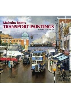 MALCOM ROOT'S TRANSPORT PAINTINGS - Livre de Tom Tyler,Malcolm Root