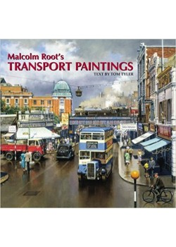 MALCOM ROOT'S TRANSPORT PAINTINGS