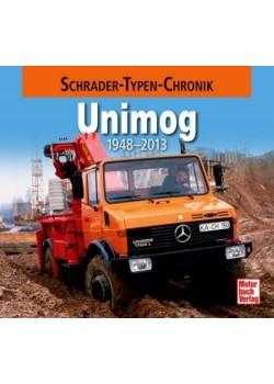 UNIMOG -SCHRADER TYPEN CHRONIK