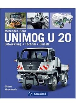 UNIMOG U 20 - ENTWICKLUNG - TECHNIK - EINSATZ