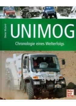 UNIMOG CHRONOLOGIE EINES WELTERFOLGS - Livre de Dieter Mutard