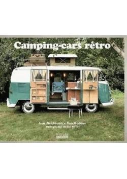 CAMPING-CARS RETRO - Livre de Jane FIELD-LEWIS |  Chris HADDON |  Tina HILLIER |