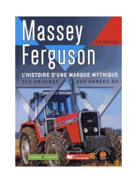 TRACTEURS MASSEY FERGUSON