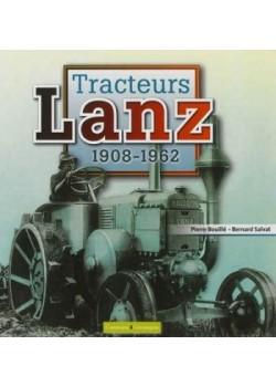 TRACTEURS LANZ 1908- 1962