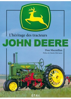 L'HERITAGE DES TRACTEURS JOHN DEERE