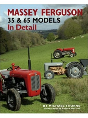 MASSEY-FERGUSON 35 & 36 MODELS IN DETAIL