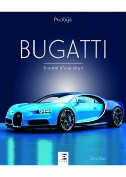 BUGATTI JOURNAL D'UNE SAGA - 2ème édition