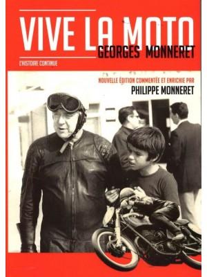 VIVE LA MOTO - GEORGES MONNERET