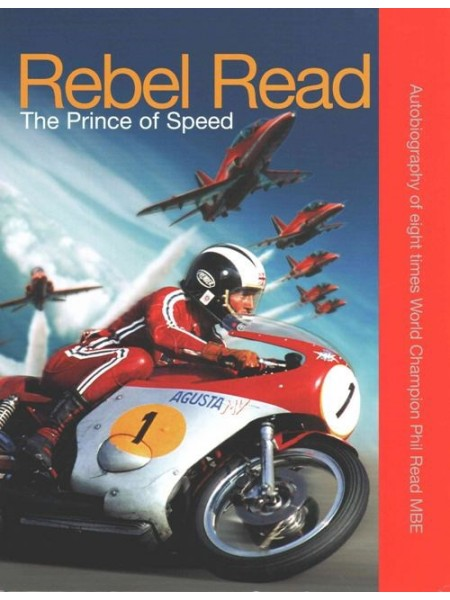 REBEL READ : THE PRINCE OF SPEED