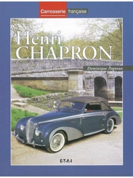 HENRI CHAPRON - Livre de D.Pagneux