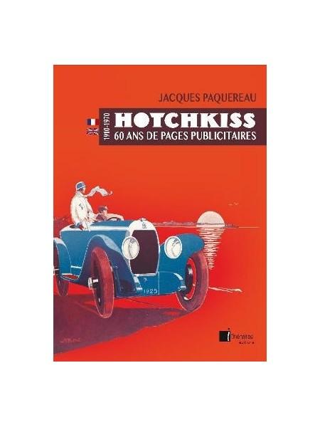 HOTCHKISS 60 ANS DE PAGES PUBLICITAIRES
