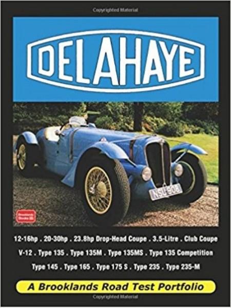 DELAHAYE ROAD TEST PORTFOLIO - Livre de R. M. Clarke