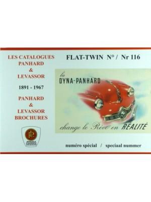 LES CATALOGUES PANHARD & LEVASSOR 1891-1967