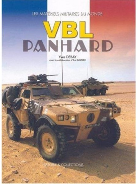 VBL PANHARD - Livre de Yves Debay