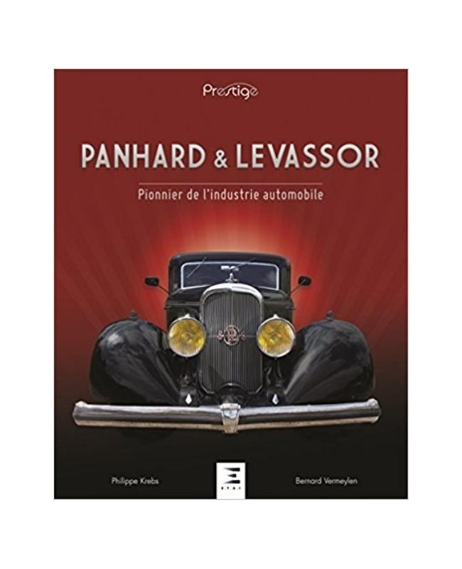 panhard levassor pionnier de l 39 industrie automobile librairie passion automobile paris france. Black Bedroom Furniture Sets. Home Design Ideas