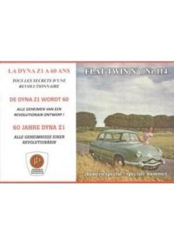 LA DYNA Z1 A 60 ANS- FLAT-TWIN N°114