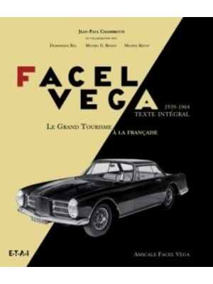 FACEL VEGA REEDITION