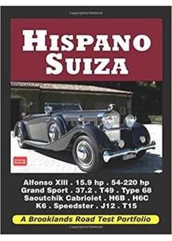 HISPANO SUIZA ROAD TEST PORTFOLIO