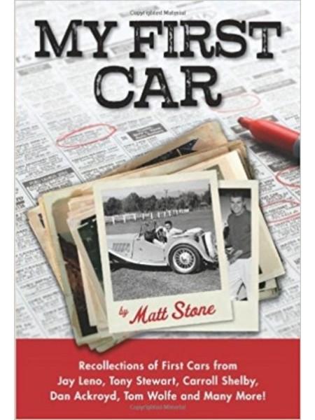 MY FIRST CAR - Livre de Matt Stone