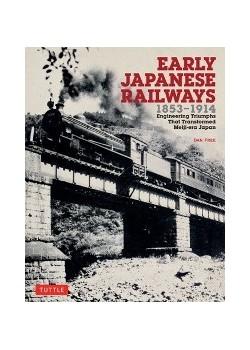 EARLY JAPANESE RAILWAYS 1853-1914