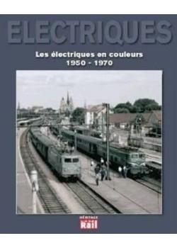 ELECTRIQUES - LES ELECTRIQUES EN COULEUR