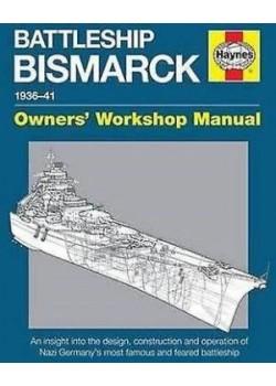 BATTLESHIP BISMARCK OWNER'S WORKSHOP MANUAL