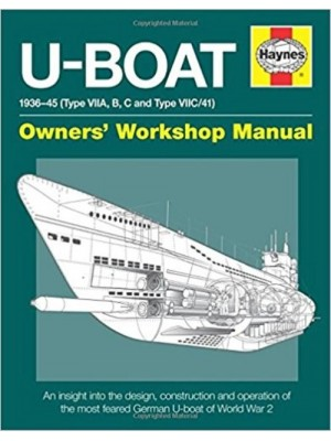 U-BOAT OWNER'S WORKSHOP MANUAL