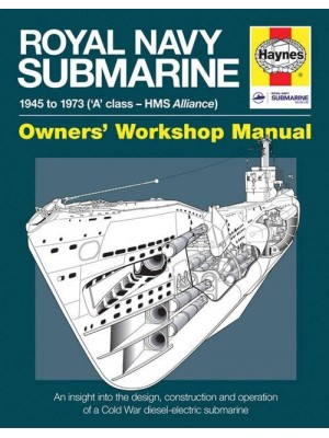 ROYAL NAVY SUBMARINE MANUAL 1945 ONWARD