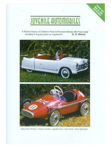 JUVENILE AUTOMOBILES VOL. 2