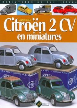 CITROEN 2CV EN MINIATURES