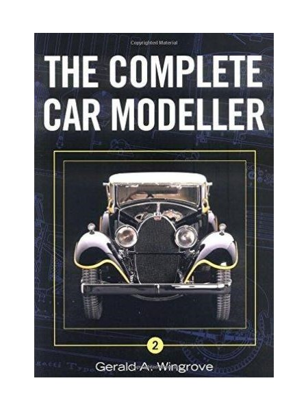 THE COMPLETE CAR MODELLER VOL 2