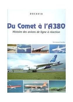 DU COMET A L'A380 HIST DES AVIONS DE LIGNE A REACTION