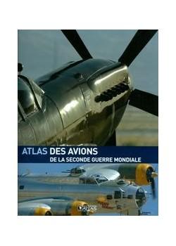 ATLAS DES AVIONS DE LA 2EME GUERRE MONDIALE