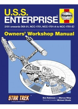 USS ENTERPRISE - STAR TREK - OWNERS' WORKSHOP MANUAL