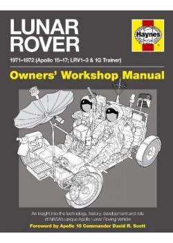LUNAR ROVER 1971-1972 - OWNER'S WORSHOP MANUAL