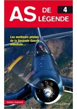 AS DE LEGENDE N°4 / HISTOIRES AUTHENTIQUES