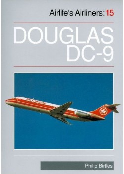 MC DONNELL DOUGLAS DC9 - AIRLIFE'S AIRLINERS N°15