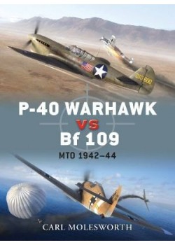 P-40 WARHAWK VS IS-2 - OSPREY DUEL N°38 - Livre