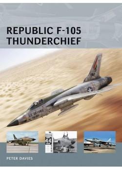REPUBLIC F-105 THUNDERCHIEF - AIR VANGUARD N°2 - Livre