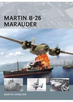 MARTIN B-26 MARAUDER - AIR VANGUARD N°4